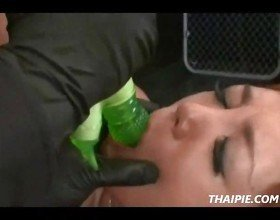Asian Tied Toyed And Made To Orgasm