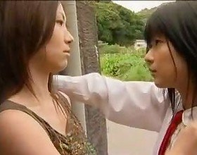Japanese Lesbian Best Collection Vol 16, Porn e9: