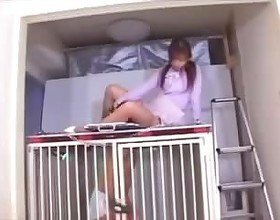 Asian Mistress and Her Cage-slave, Free Porn 13:
