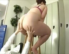 Big Ass Asian: Free BBW Porn Video 81 -
