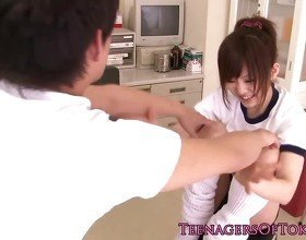 Japanese Teen Orgasms in Classroom, Free Porn 7d: