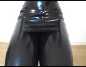 Latex Girl 6: Free Asian HD Porn Video 63 -