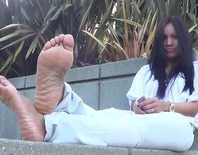 Nut Draining Smelly Wrinkled Soles, Free Porn fe: