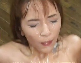 Dedicated Bukkake Girl, Free Asian Porn Video c7: