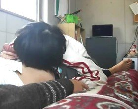 Japanise Amateur couple taking own video http://japan-adult.com/Xvid
