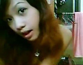 Malaysian Chinese Striptease, Free Asian Porn 05: