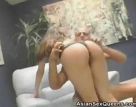 Asian Porn Babe Nautica Thorn gets it on, Porn 4a:
