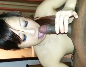 Bj & Cum in Mouth 108, Free Asian Porn Video 8d: