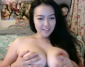 Busty Asian Chick Tits 02 - bustygirls69.com