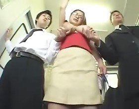 Busty Japanese in the Train, Free Teen Porn c1: